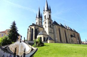 Cheb Fara i inne zabytkowe kościoły