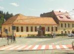 Zărneşti. Punkt wypadowy w Piatra Craiului
