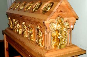 Bečov Relikwiarz św. Maura na zamku