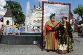 Węgrów Miasto tkaczy i mistrza Twardowskiego