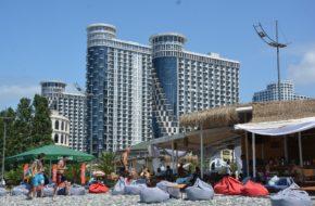 Batumi Gruziński kurort numer jeden