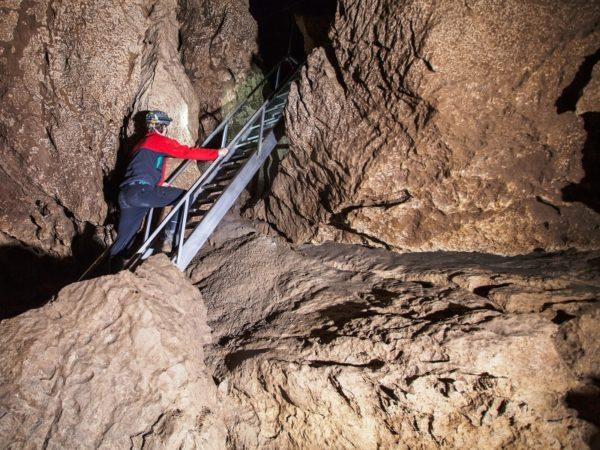 Zuberec. Jaskinia Brestowska otwarta dla turystów