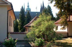 Praga Belweder i królewski ogród