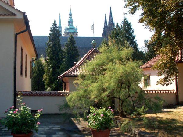 Praga. Belweder i królewski ogród