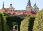 Praga. Ogrody Wallensteina