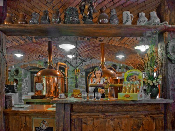 Kozlovice. Piwny szlak w czeskich Beskidach