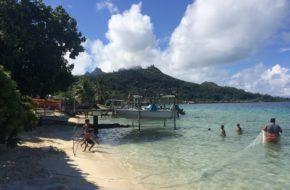 Bora Bora Atol dla swojaków, czyli życie jak z obrazka