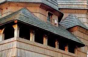 Chotyniec Sędziwa cerkiewka z listy UNESCO
