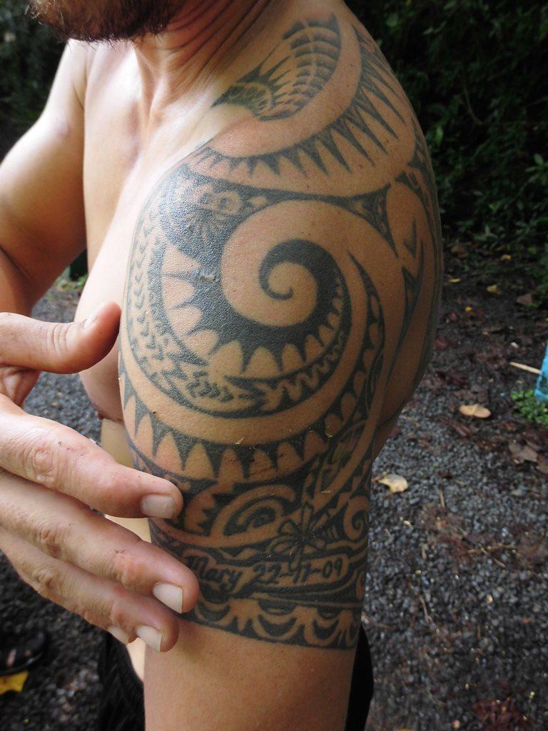 Markizy Tatuaż Dla Maorysa To Znak Tożsamości Otwarty