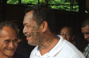 Markizy Tatuaż dla Maorysa to znak tożsamości