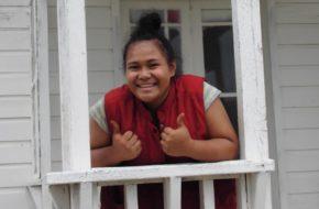 Tonga Nasz dzień zaczyna się w kraju fartuszków