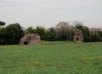 Rzym. Antyczna nekropolia przy słynnej Via Appia