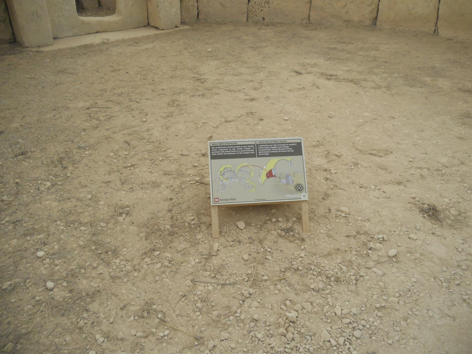 Żurrieq. Megalityczna świątynia Mnajdra