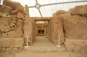 Żurrieq Megalityczna świątynia Mnajdra