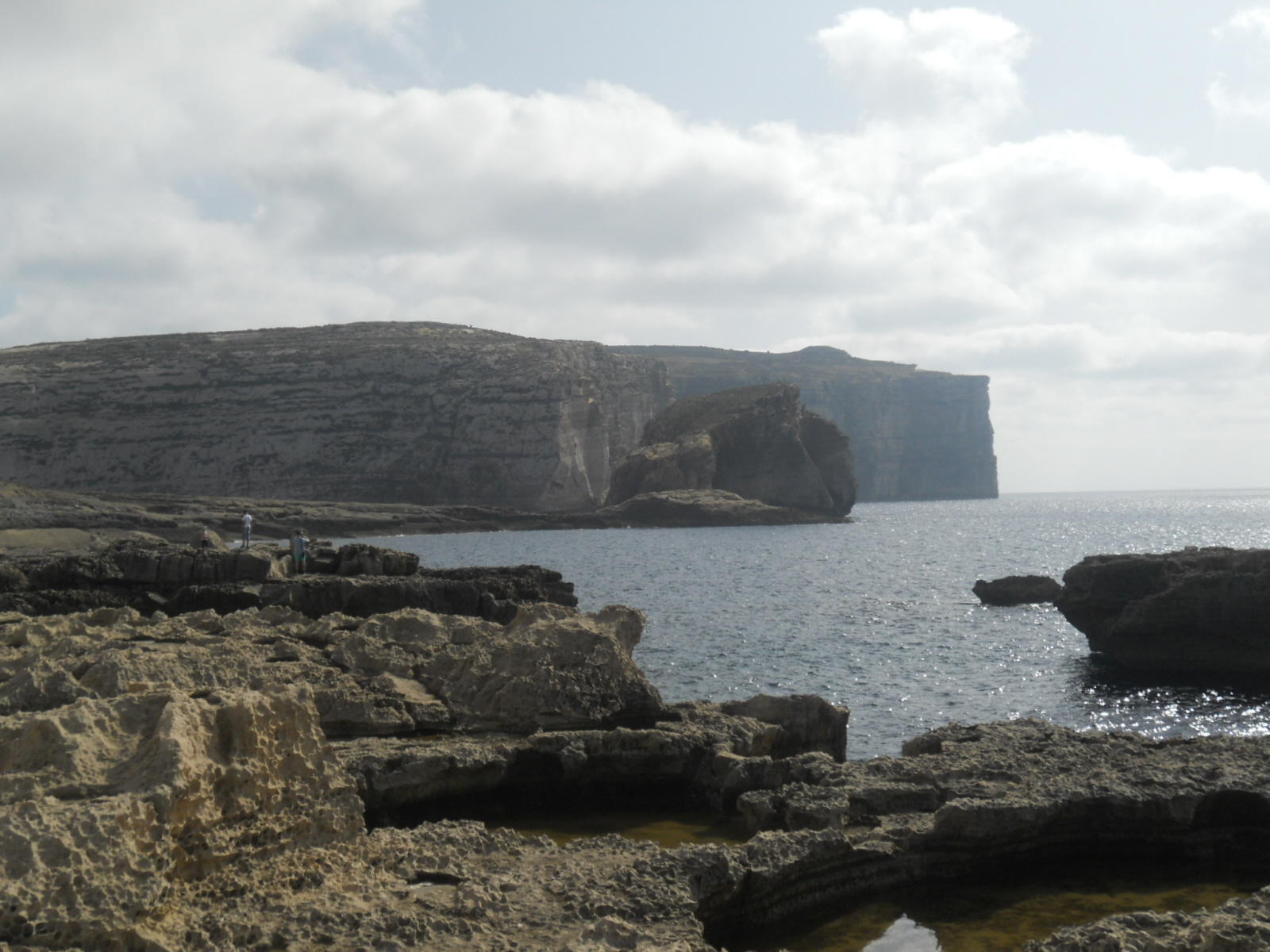 Gozo. Azure Window, czyli Lazurowe Okno
