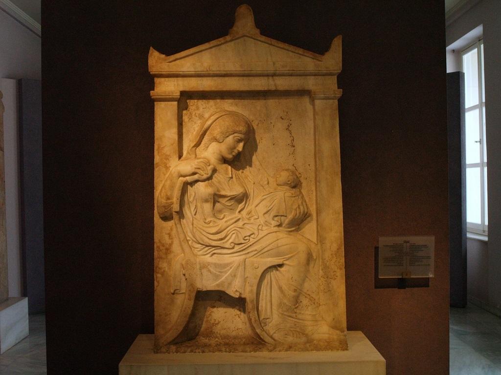 Ateny. Keramejkos – muzeum greckiej nekropolii