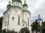 Kijów. Staroruski monaster Wydubicki