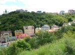 Kijów. Zielone tereny stolicy Ukrainy