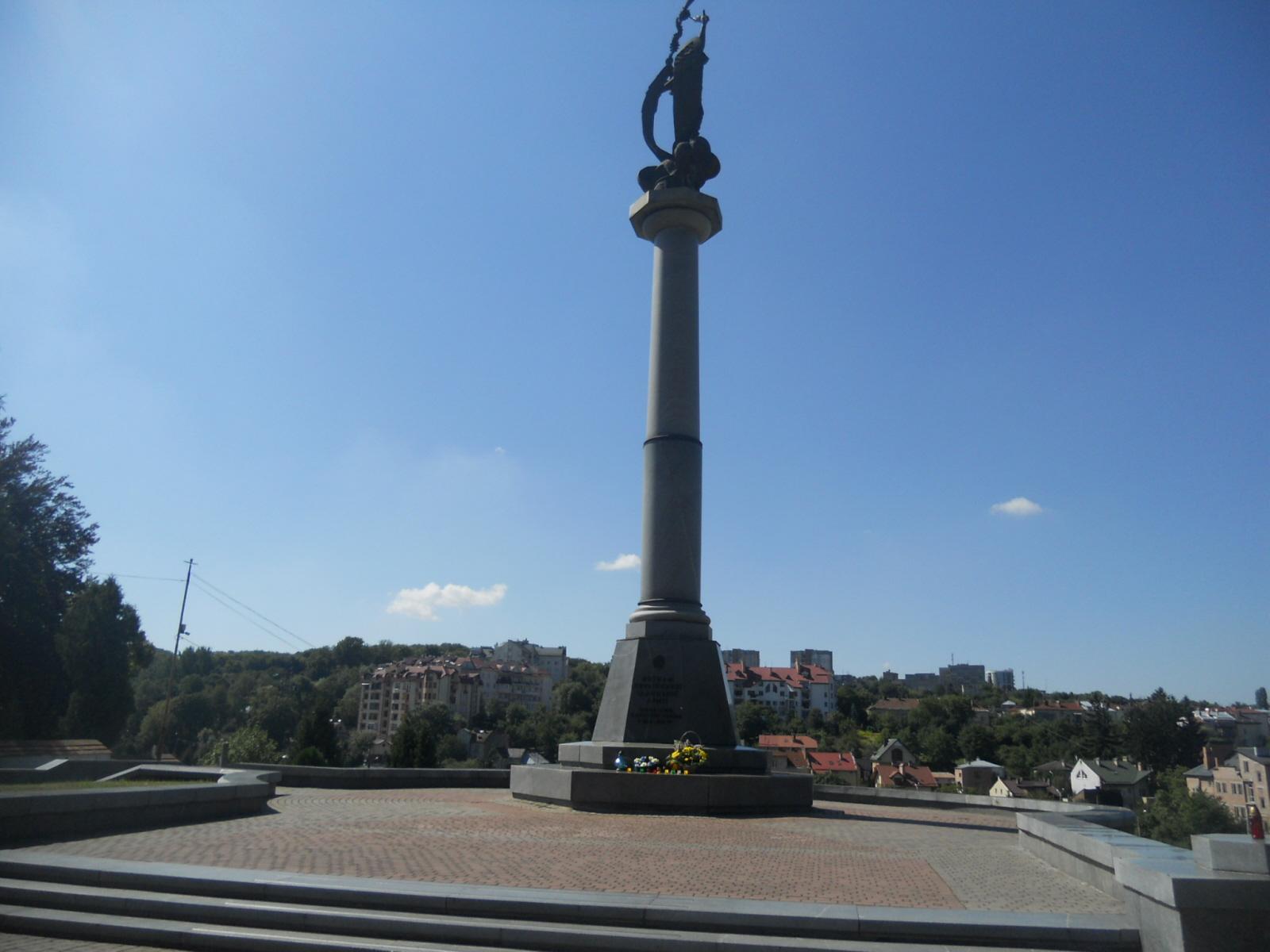 Lwów. Cmentarz Orląt Lwowskich