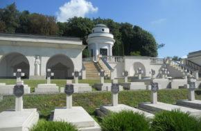 Lwów Cmentarz Orląt Lwowskich