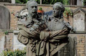 Rzym Najstarszy i największy: cmentarz Verano
