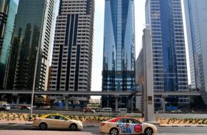 Dubaj To nie jest miasto dla pieszych?