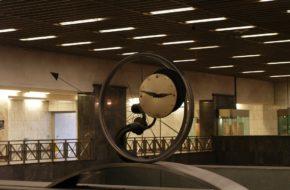 Ateny Tu metro jest jak podziemne muzeum