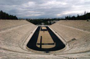 Ateny Panateński stadion, stadion olimpijski