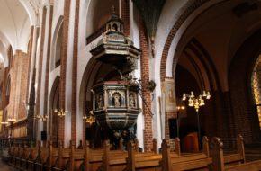 Roskilde Nekropolia duńskich monarchów