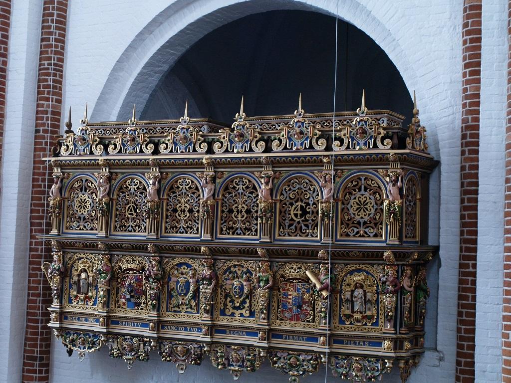 Roskilde. Nekropolia duńskich monarchów