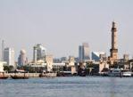 Dubaj. Dawne budowle i drapacze chmur