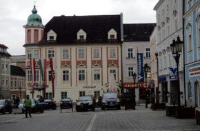 Enns Najstarsze miasto w Austrii