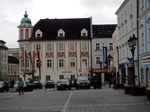 Enns. Najstarsze miasto w Austrii