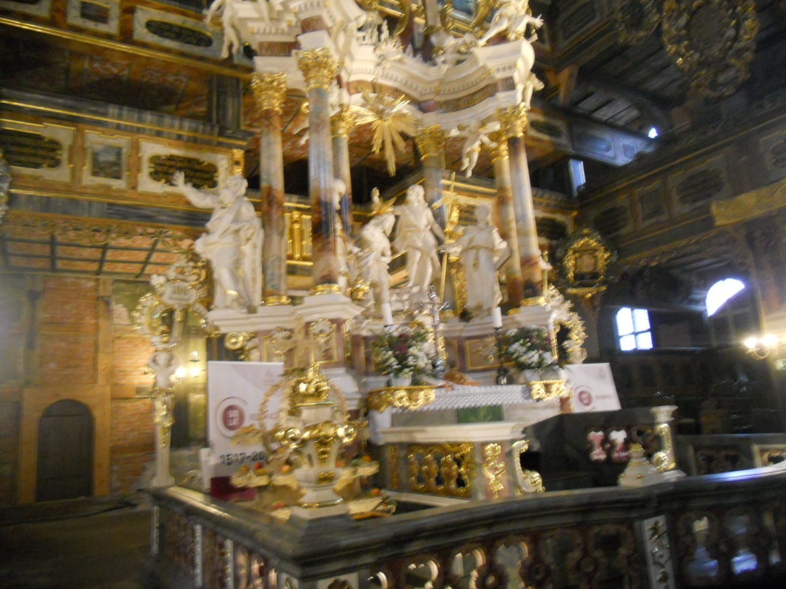 Świdnica. Kościół Pokoju pokojowi służy do dziś
