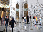 Abu Zabi. Wielki Meczet Szejka Zajeda