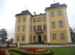 Łomnica. Muzeum w pałacu i hotel w Domu Wdowy