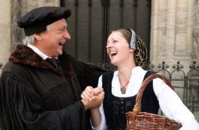Niemcy Marcin Luter 2017. 500 lat reformacji