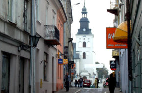 Piotrków Trybunalski Zamek, klasztory i inne zabytki