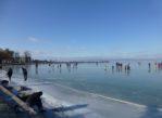 Balaton. Lodowisko marzeń
