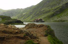 Fogarasz Spacerkiem wokół jeziora Bâlea
