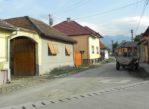 Cârţişoara. Wieś na przedpolu Gór Fogarskich
