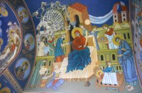 Fruška Gora Velika Remeta, monaster ukryty wsród gór