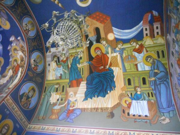 Fruška Gora. Velika Remeta, monaster ukryty wsród gór