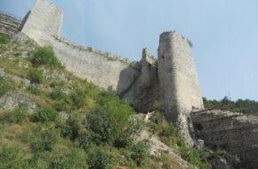 Golubac Pod tymi murami poległ Zawisza Czarny