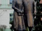 Radom. Pierwszy pomnik prezydenckiej pary