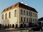 Jarosław. Wielkie gmaszysko Dużej Synagogi