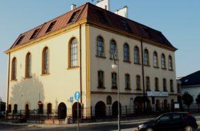Jarosław Wielkie gmaszysko Dużej Synagogi