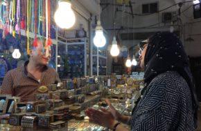 Isfahan W tym kraju nie można omijać bazarów