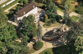 Czeski Krumlow Niezwykły amfiteatr w parku zamkowym