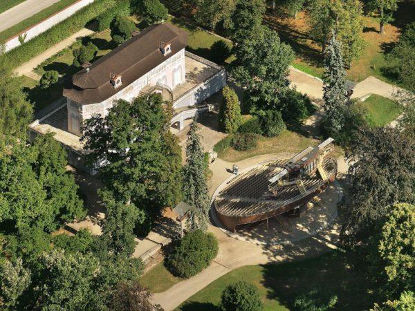 Czeski Krumlow. Niezwykły amfiteatr w parku zamkowym